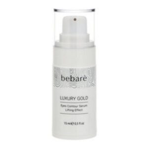 bebare luxury gold eye serum