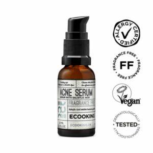 Ecooking Acne serum – akneseerumi 20 ml
