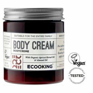 ecooking body cream vartalovoide