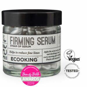 Ecooking Firming Serum In Capsules – Kiinteyttävät seerumikapselit 60 kpl