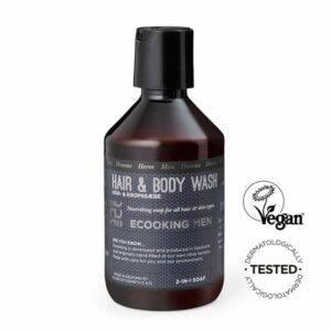 ecooking hair body wash men miehille