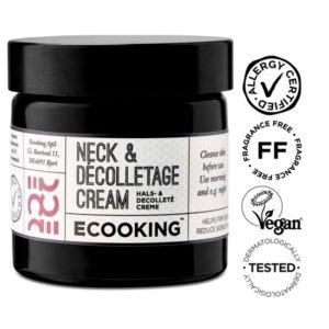 ecooking neck decoltee cream