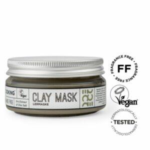 Ecooking Clay Mask – savinaamio 100 ml
