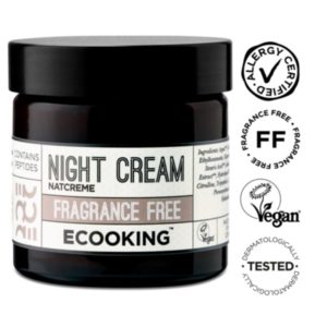 Ecooking Night Cream Fragrance Free – yövoide 50 ml