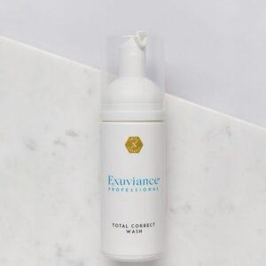 Exuviancen puhdistusvaahto ikääntyvälle iholle.